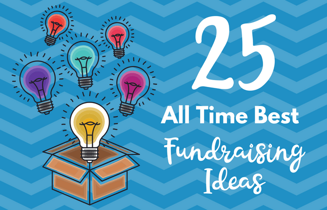 Attainable Fundraising Ideas For Kids